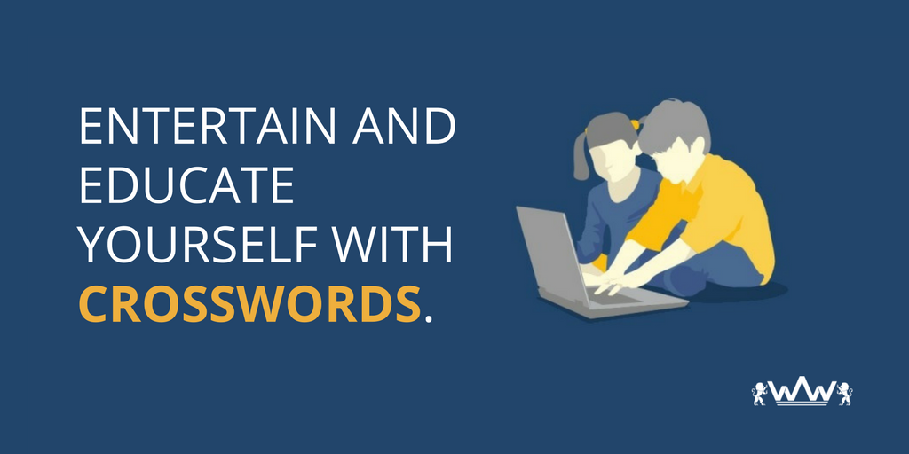 Entertain and Educate Yourself with Crosswords